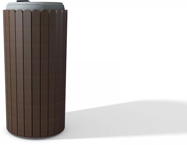 Kunststoff Abfallbehälter Stora