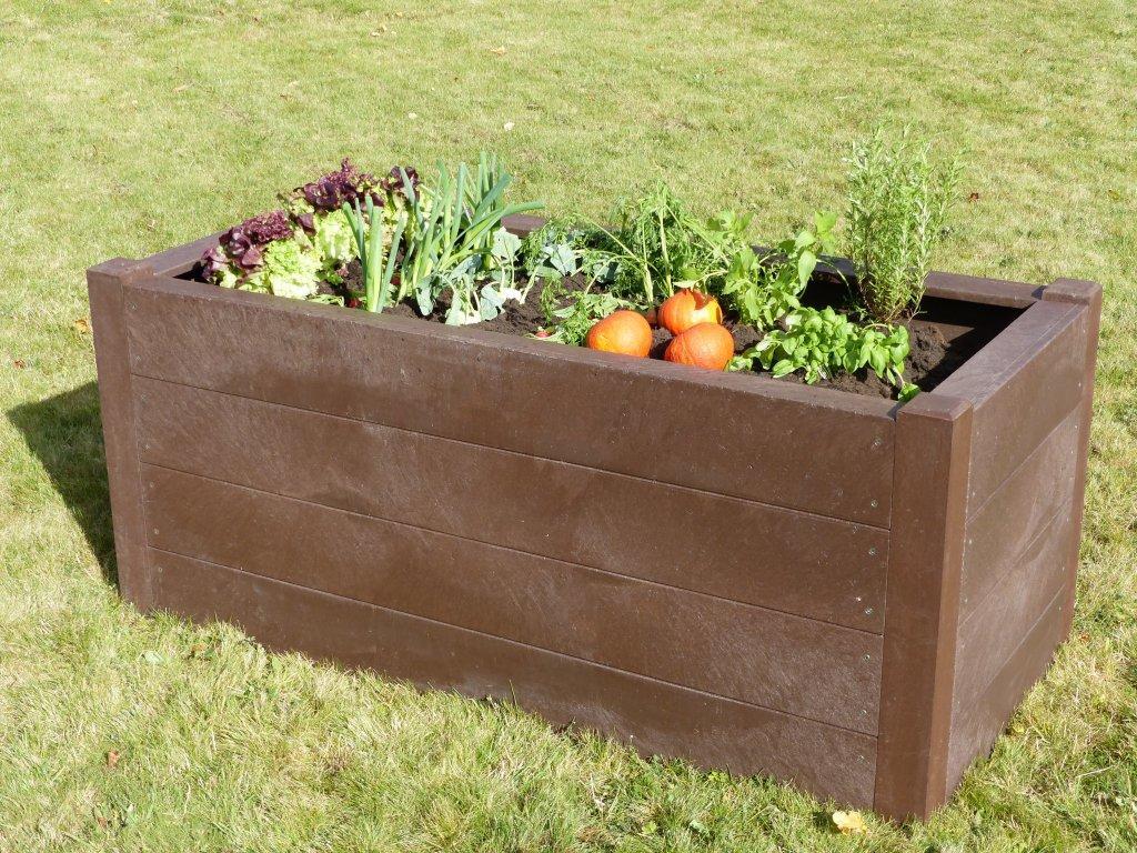 kunststoff hochbeet terra das kunststoff hochbeet terra die erleichterung. Black Bedroom Furniture Sets. Home Design Ideas