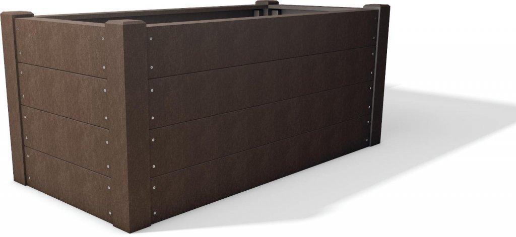 kunststoff hochbeet terra das kunststoff hochbeet terra. Black Bedroom Furniture Sets. Home Design Ideas