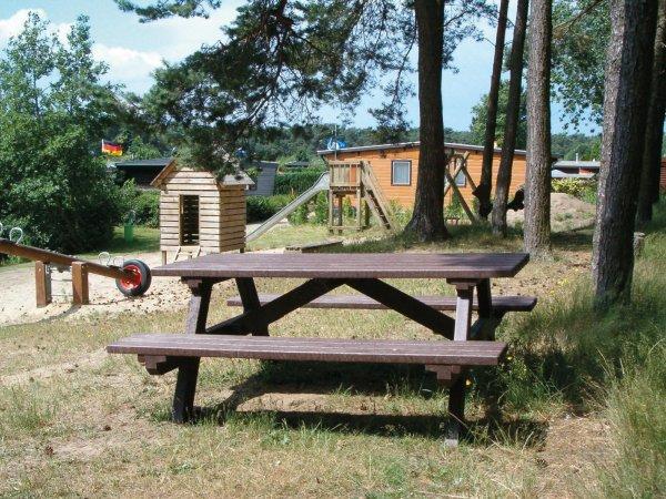 Kunststoff-Kunststoff Sitzgruppe Serengeti ohne Lehne