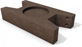 Kunststoff Bodenanker für Trafalger Square und Piccadilly